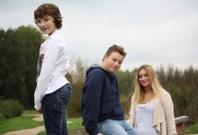 Photoshoot 4 - Romy, Erwin en Tom