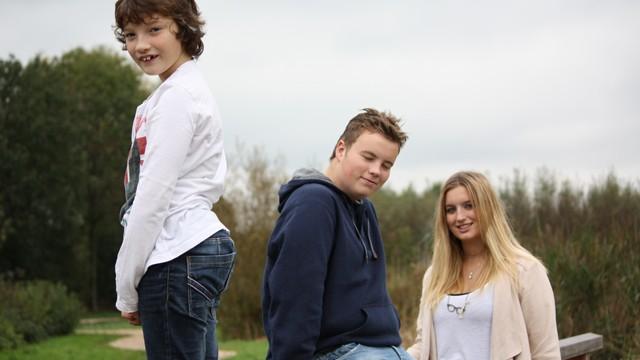 Photoshoot 4 - Romy, Erwin en Tom