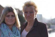 Photoshoot Moeder en dochter